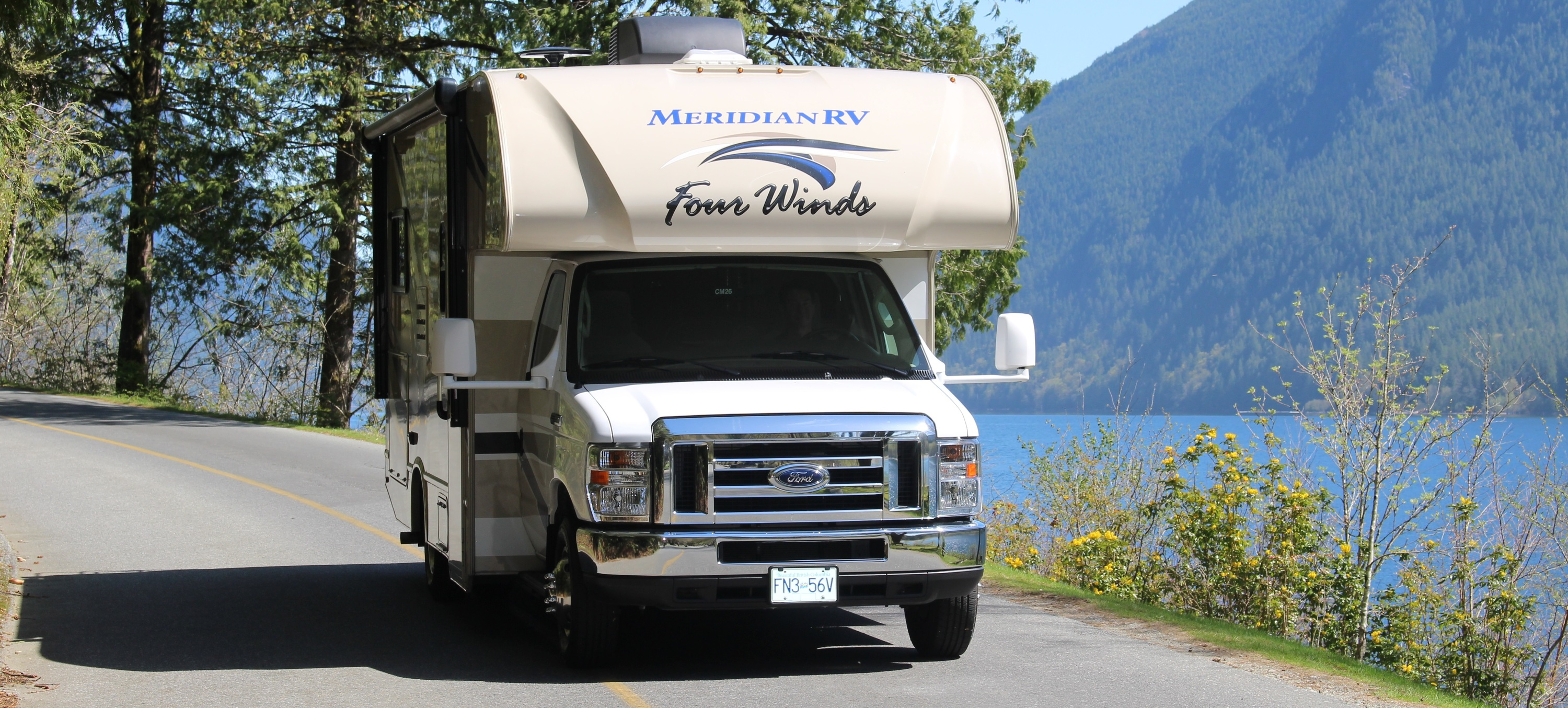 RV Rental Terms And Conditions | SW British Columbia | RV Rental